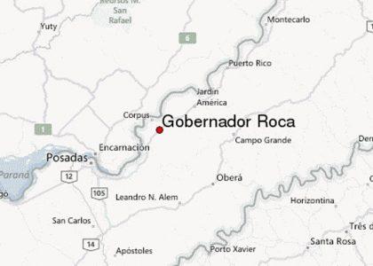 Gobernador Roca, Misiones