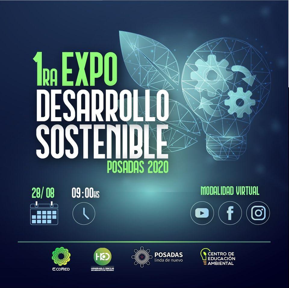I EXPO DE DESARROLLO SOSTENIBLE 🌐🖥️♻