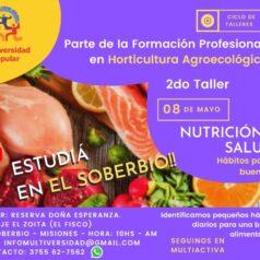 Taller de Nutrición y Salud